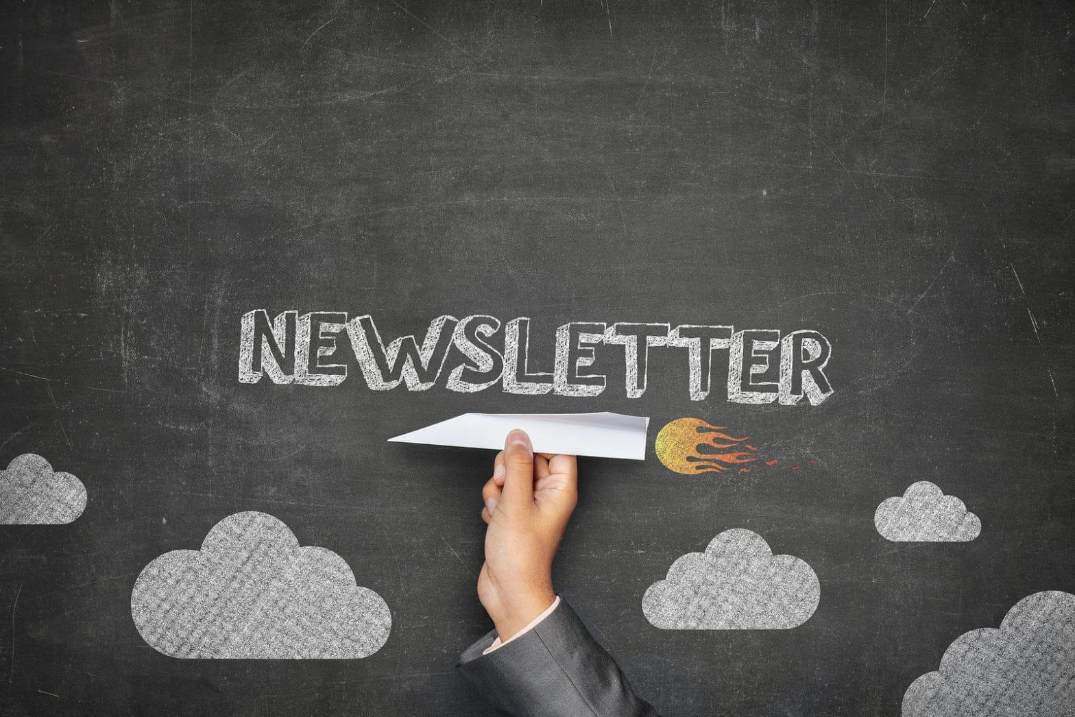 April Newsletter for Juniors