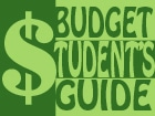 Budget Student's Guide to Admissions