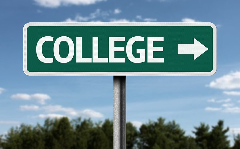 The college search: where to begin