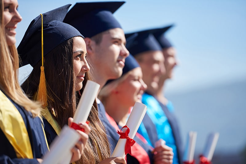 A year-by-year high school road map