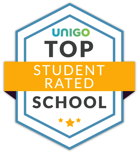 Unigo Top Student Rated School