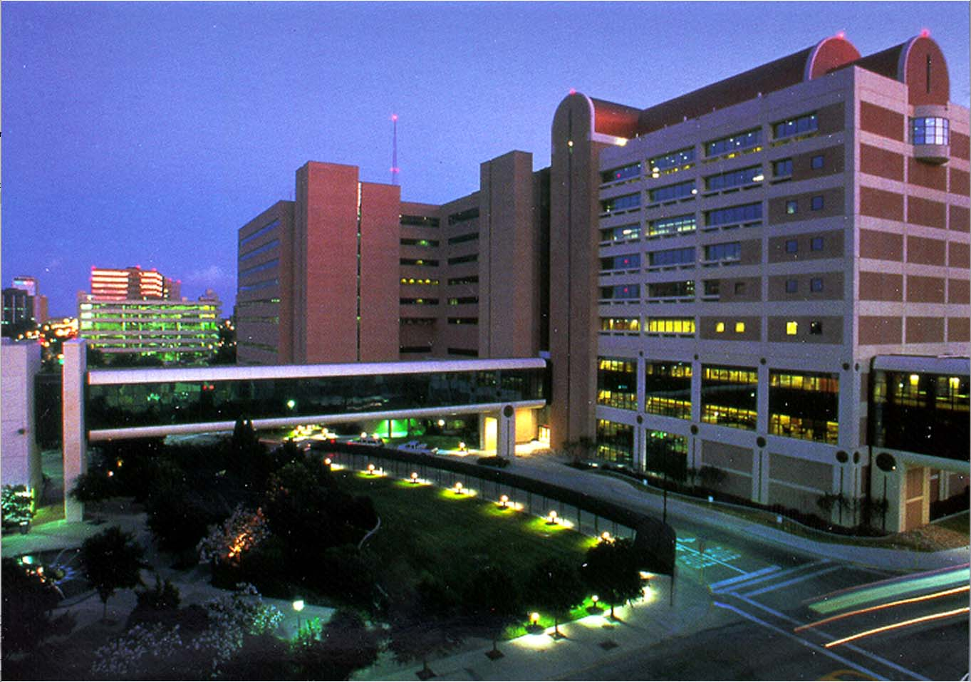 University of Texas MD Anderson Cancer Center Alkek Tower