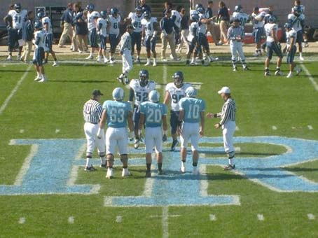 URI Football Team